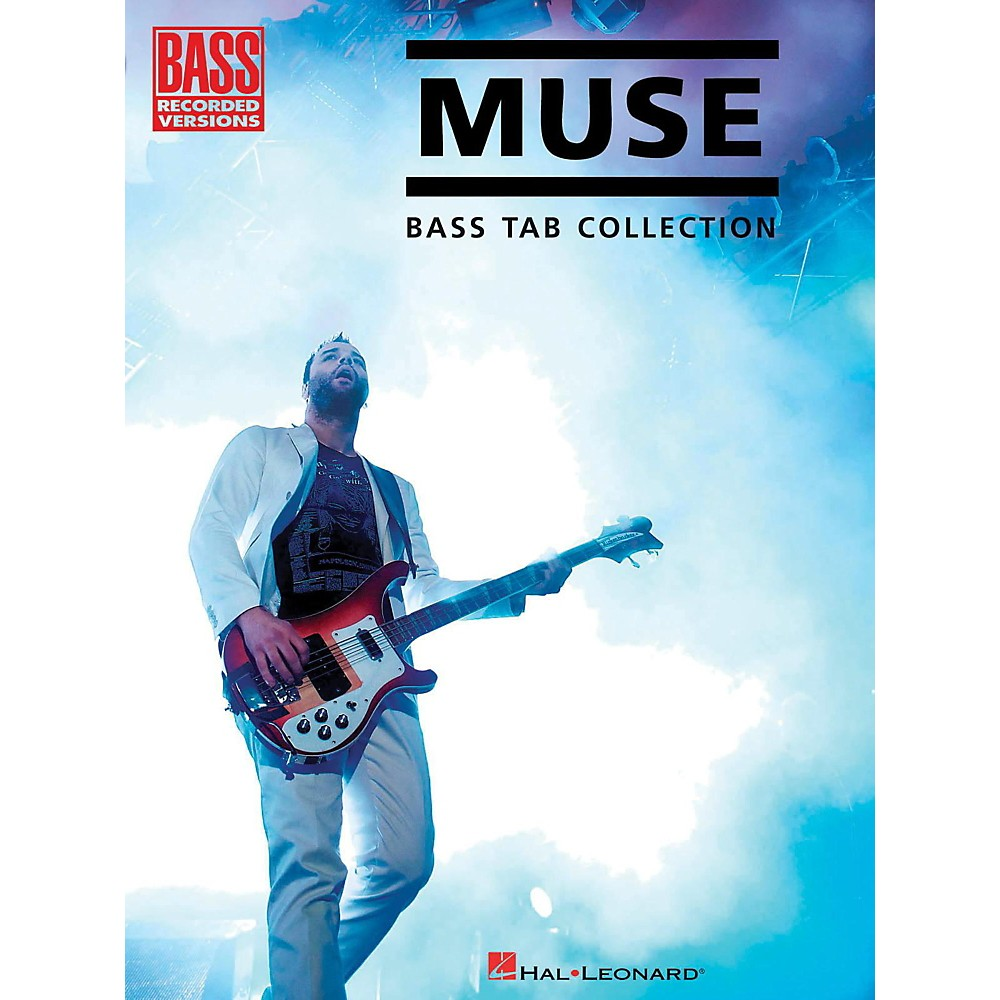 Hal Leonard Muse - Bass Tab Collection