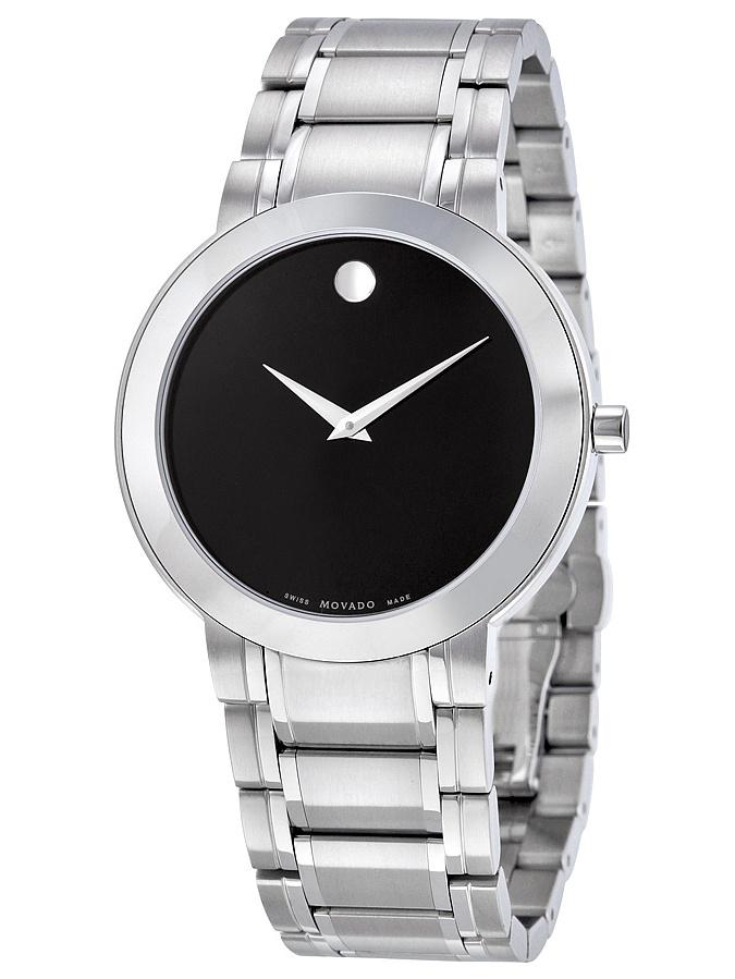 Movado Men's Stiri Watch Swiss Quartz Sapphire Crystal 606191 by Movado