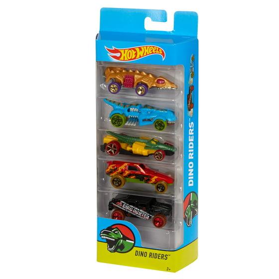 b420f7986612 Hot Wheels 5-Car Gift Pack