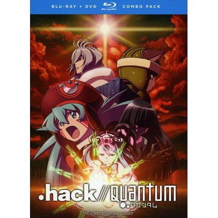 .hack / / Quantum OVA (Blu-ray + DVD) (Ai No Kusabi Ova 2 Part 2)