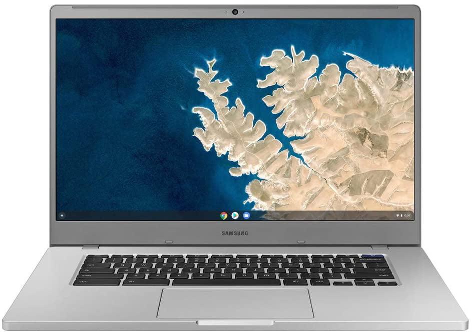 """SAMSUNG Chromebook 4+ 15.6"""" UHD Intel® Celeron® N4000 4GB/32GB eMMC - XE350XBA-K01US"""