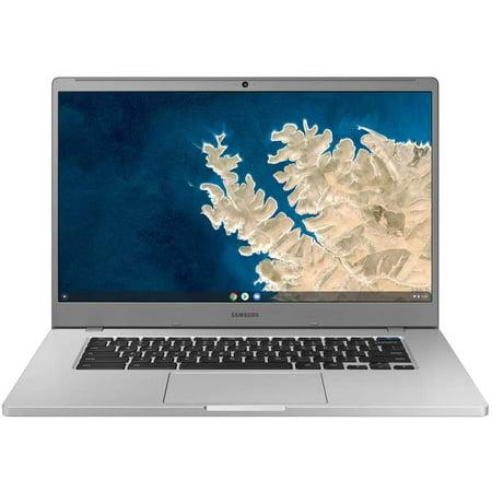 """SAMSUNG Chromebook 4+ 15.6"""" UHD Intel Celeron N4000 4GB/32GB eMMC - XE350XBA-K01US"""