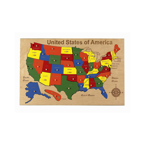 Usa Map Puzzle Walmart: Wonderfoam Usa Map Puzzle At Infoasik.co