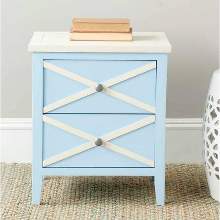 Safavieh Sherrilyn 2-Drawer Side Table, Multiple Colors