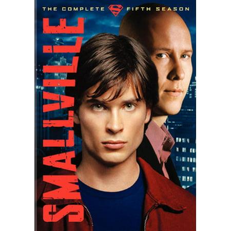 Smallville: The Complete Fifth Season (DVD) ()