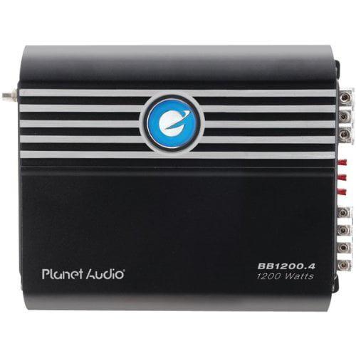 Planet BBD1200.4 - PLANET AUDIO BBD1200.4 Big Bang 1, 200...