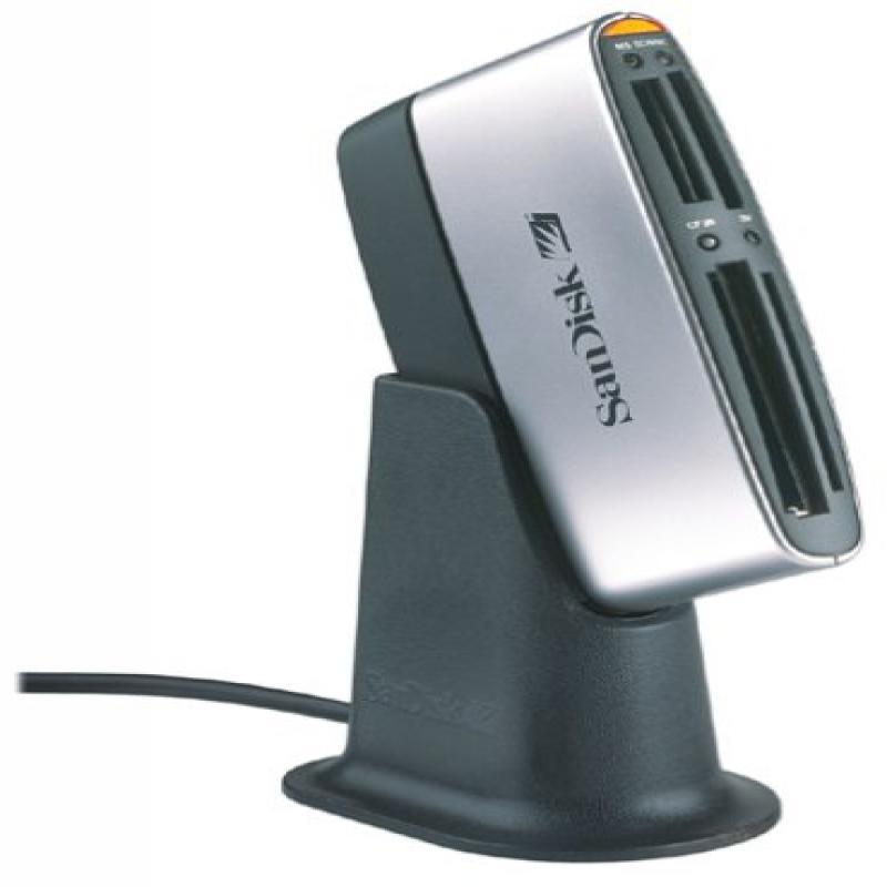 Sandisk SDDR-86-07 6 in 1 USB 2.0 Hi-speed Reader