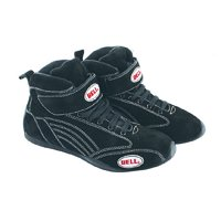 Bell Viper III Mid-Top SFI 3.3/5 Racing Shoes, Black Size 12