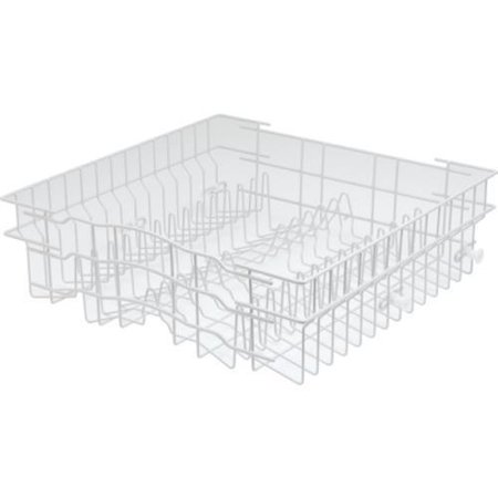 Ge Dishwasher Upper Rack And Roller Assembly (Ge 25 Convertible Portable Dishwasher White On White)