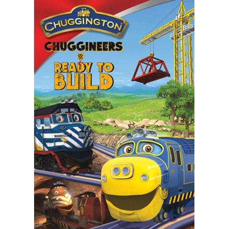Chuggington: Chuggineers - Ready to Build (DVD)