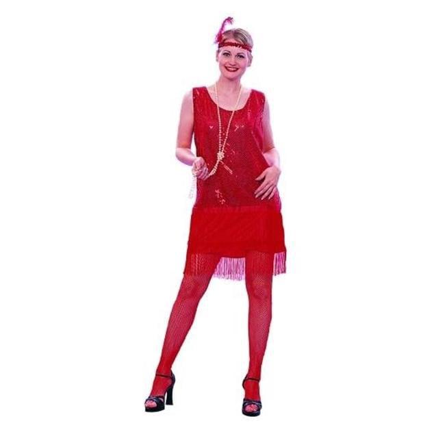 Seq.Flapper-Red, Std Adt