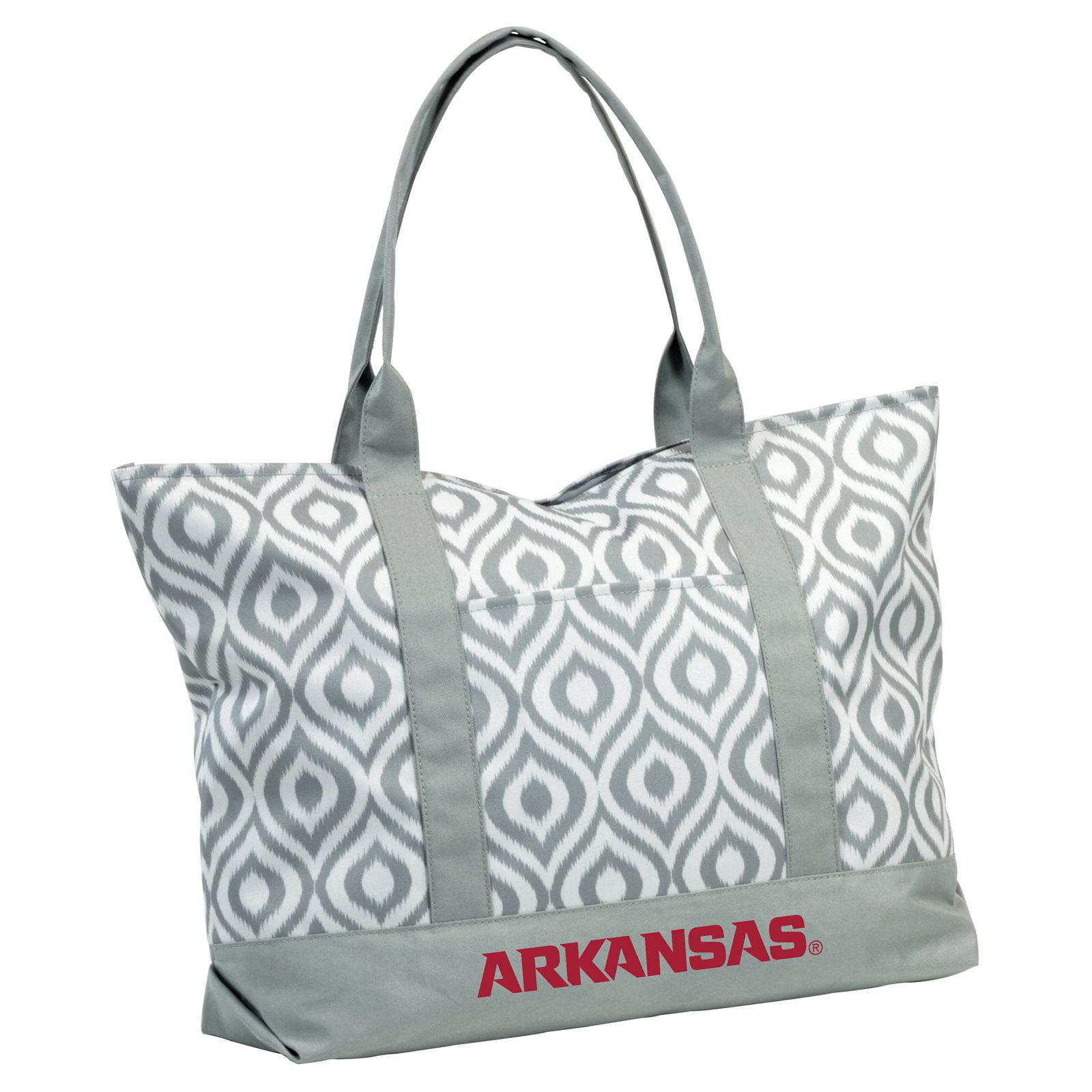 Logo NCAA Arkansas Ikat Tote