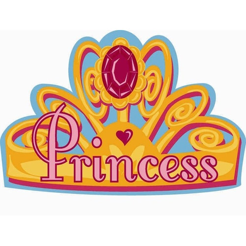Fun Rugs Supreme Shy Princess Area Rug