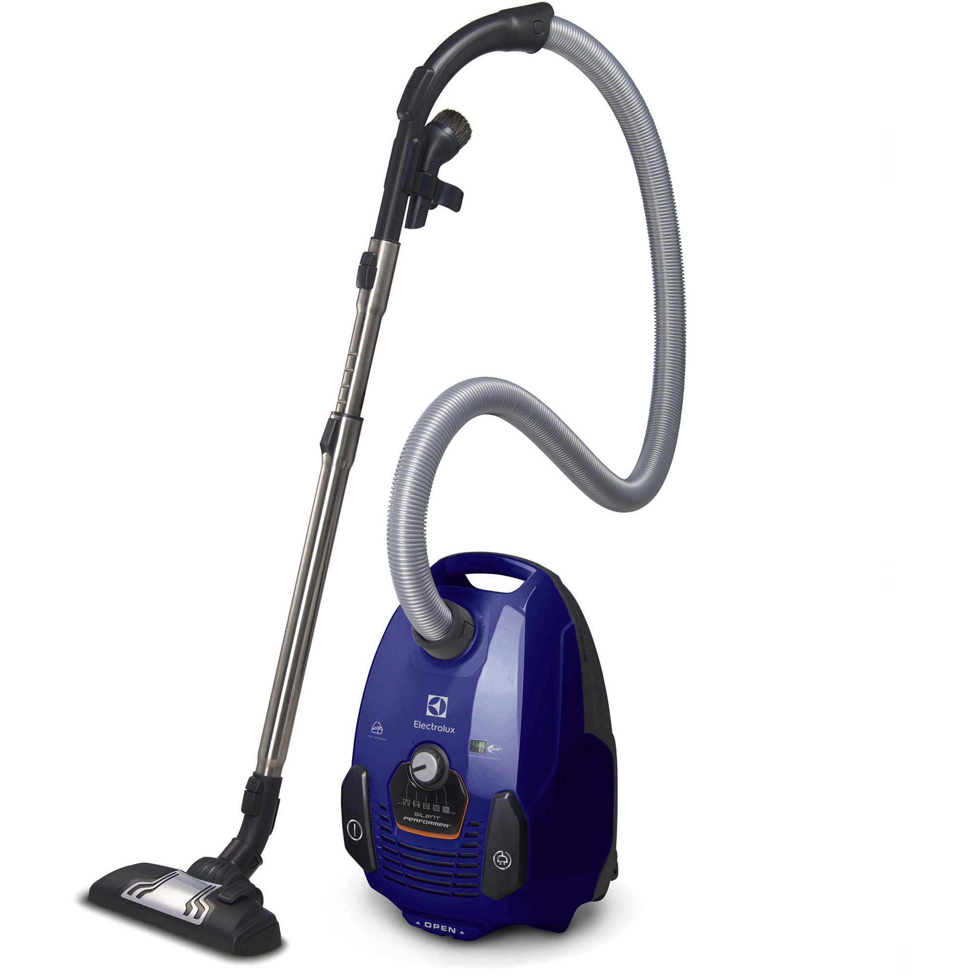 Electrolux Silent Performer Bagged Canister HEPA Vacuum, EL4012A
