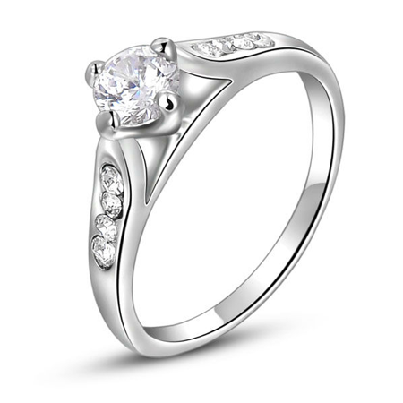 F.S. Florence Promise Ring - image 1 of 1