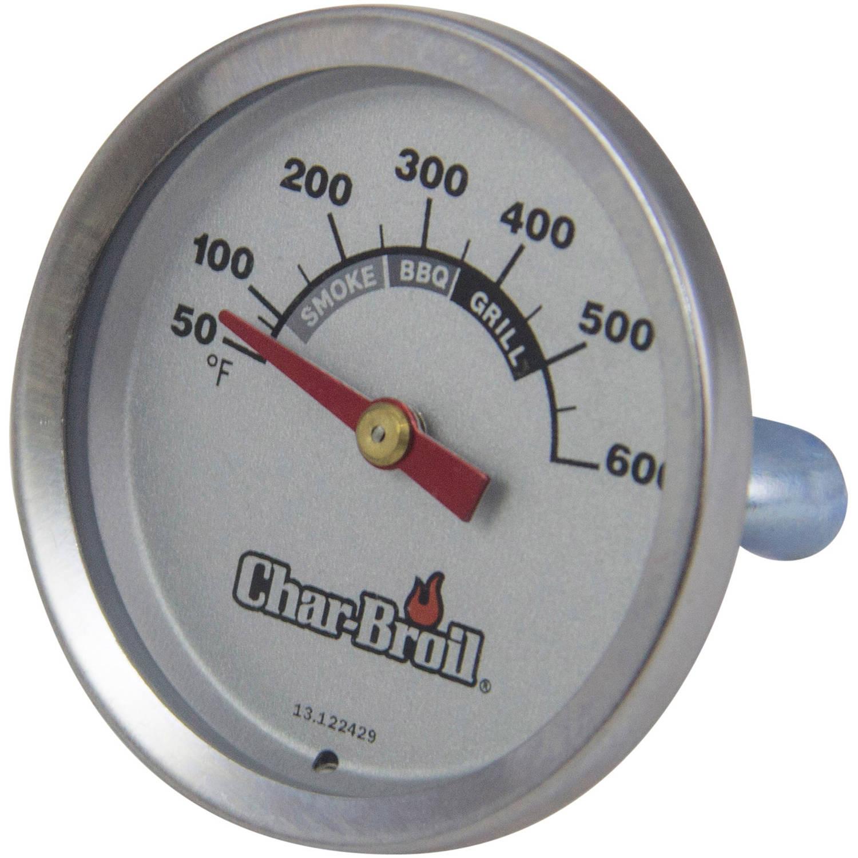 "Char Broil Universal 1.85"" Temperature Gauge"