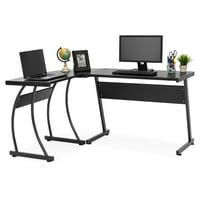 Fantastic Corner L Shaped Desks Walmart Com Home Interior And Landscaping Spoatsignezvosmurscom