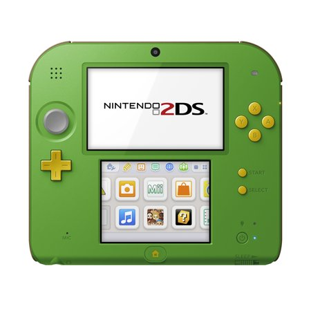 Nintendo 2DS System with The Legend of Zelda: Ocarina of Time