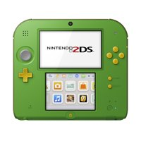 Nintendo 2DS System with The Legend of Zelda: Ocarina of Time 3D