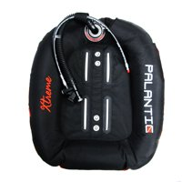 Palantic Xtreme Tech Diving Donut Wing Double Tank 40lbs