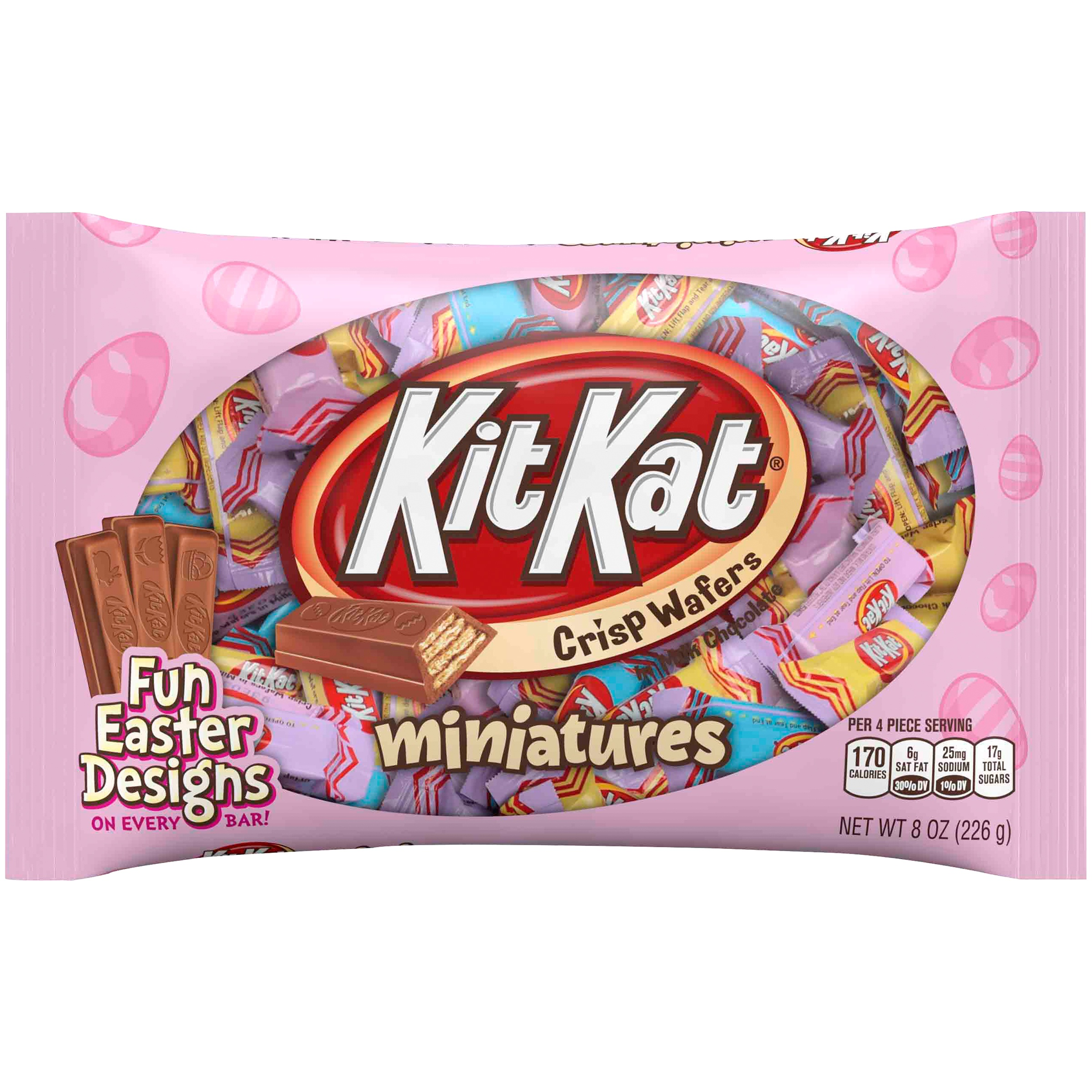 Kit Kat® Easter Miniatures 8 oz. Bag