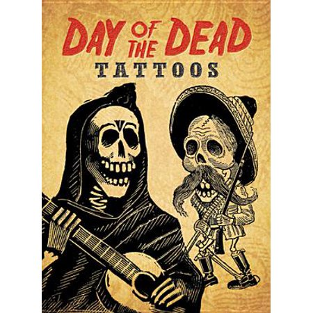 Day of the Dead Tattoos (Day Of The Dead Mariachi Tattoos)