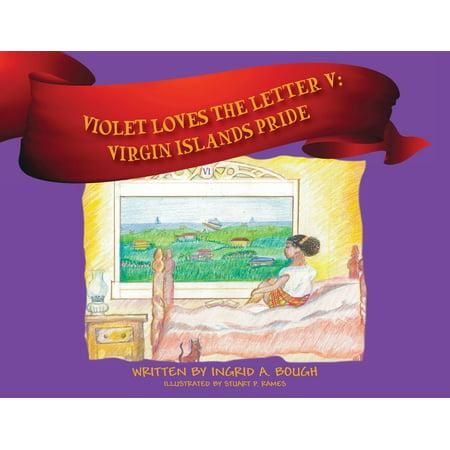 Violet Loves the Letter