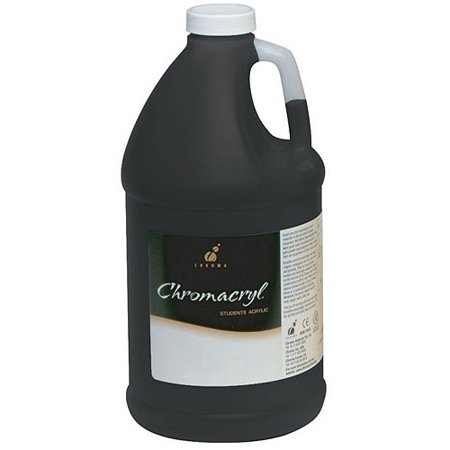 Chroma chromacryl non toxic premium acrylic paint 5 for Craft smart acrylic paint walmart