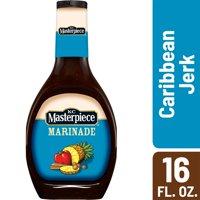 (2 Pack) KC Masterpiece Caribbean Jerk Marinade, 16 oz