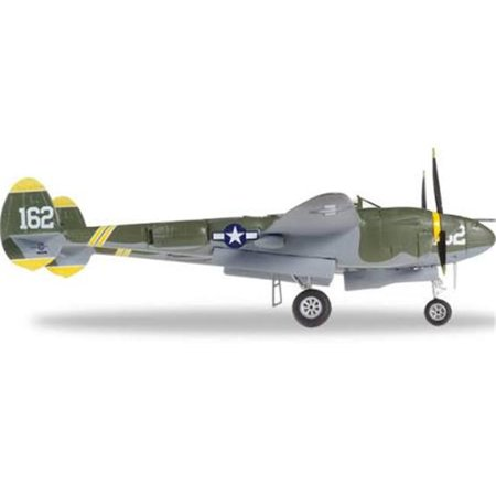 USAF P38j Capt Perry Skidoo - image 1 of 1