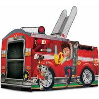 Playhut Nickelodeon Paw Patrol Marshall's Fire Truck Play Tent
