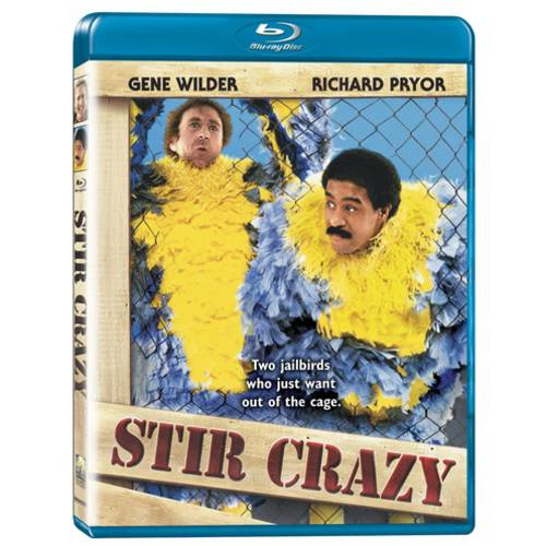 Stir Crazy (Blu-ray) (Widescreen)