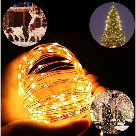 Dimmable Led String Lights Copper Wire LED Starry Light - Walmart.com