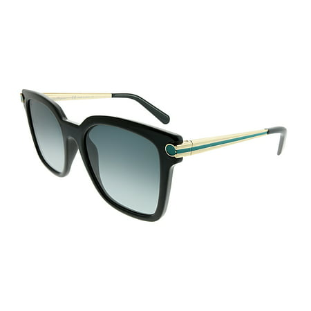 Salvatore Ferragamo  SF 832S 001 Womens  Square (Ferragamo Sunglasses Womens)