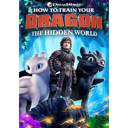 How to Train Your Dragon: The Hidden (Hidden Video)