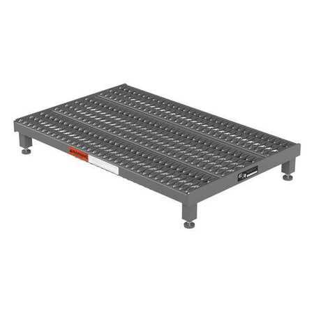 Adjustable Work Platform, Silver , AHW-L-2436
