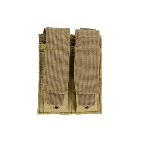 System M4 Double Mag Pouch - NcStar Double Pistol Mag Pouch