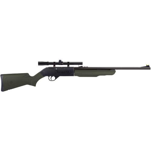 Crosman Torrent XS .177 Caliber Multi-Pump Air Rifle with Scope by Crossman