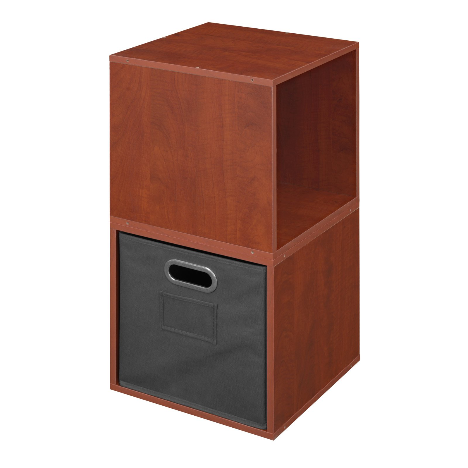 Niche Cubo Storage Set - 2 Cubes and 1 Canvas Bin