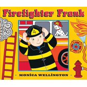 Firefighter Frank (Board Book)