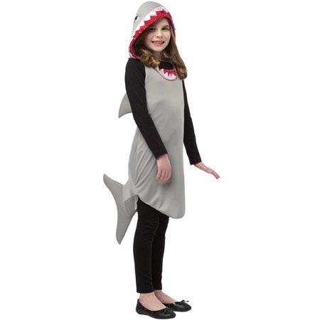 Shark Dress Tween Costume - Shark Dress Costume