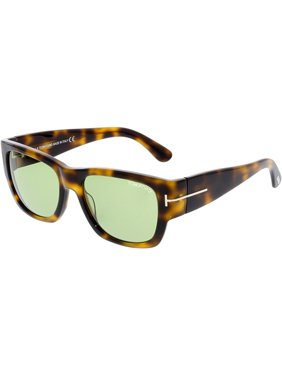a2ad3d579991 Product Image Tom Ford Men s Mirrored Stephen FT0493-52N-54 Brown Square  Sunglasses