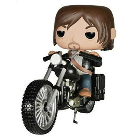 Funko POP Rides: Walking Dead - Daryl