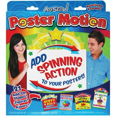Poster Motion Kit-
