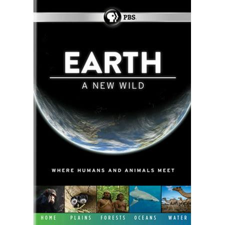 Earth: A New Wild (DVD)