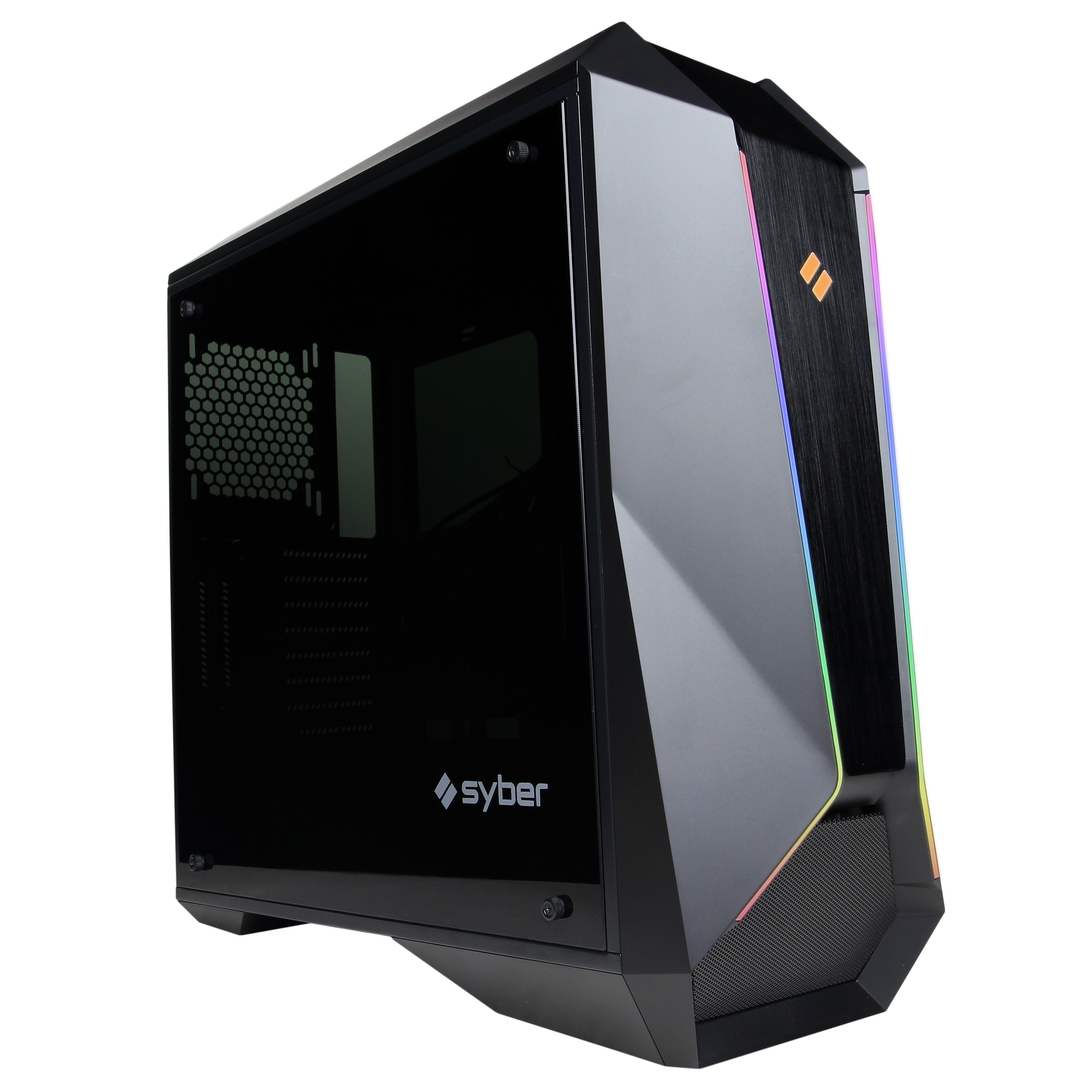 CYBERPOWERPC Syber L SLC100 Full Tower Gaming Case