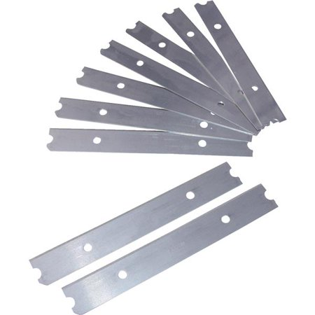 Unger Industrial 10 Pack Carbon Steel Blade RB10C (Tempered Carbon Steel Blades)