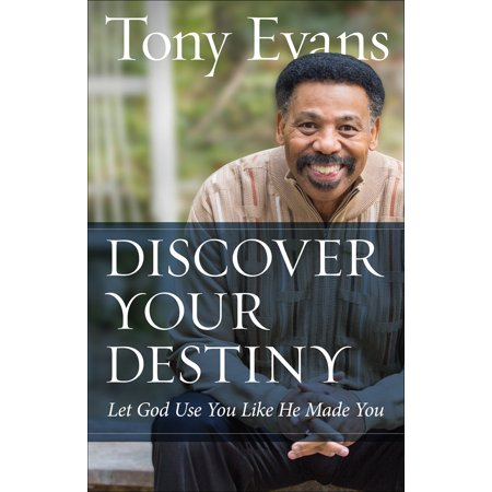 Discover Your Destiny : Let God Use You Like He Made