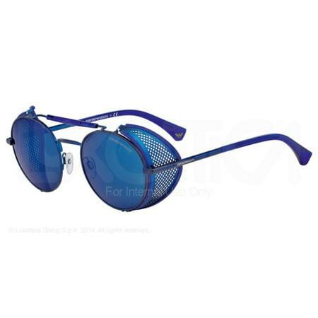 b7ee74b064f5e Emporio Armani - Authentic Emporio Armani Sunglasses EA2017Z 3050 96 Blue  Frames Blue Lens 50MM