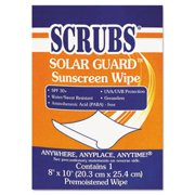 Itw 91201 Solar Guard Sunscreen Towels